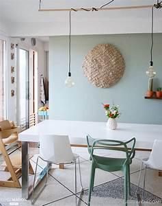 Deco Avec Du Gris : ma nouvelle salle manger en vert de gris juliana de ~ Zukunftsfamilie.com Idées de Décoration
