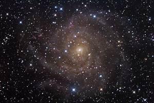 APOD: 2006 October 5 - Hidden Galaxy IC 342