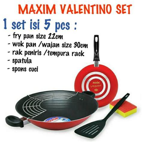 Wajan Enamel Maspion Shopee lvling panci wok moegen 30 cm smart4k design ideas