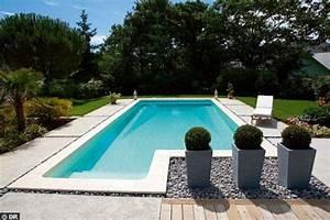 exemples de forme traditionnelles de piscines proposees With forme de piscine creusee