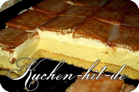 Zitronen Kuchen Mit Pudding