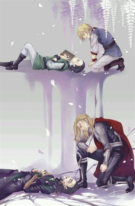 Loki Thor Credit The Image Feels Hero Stuff