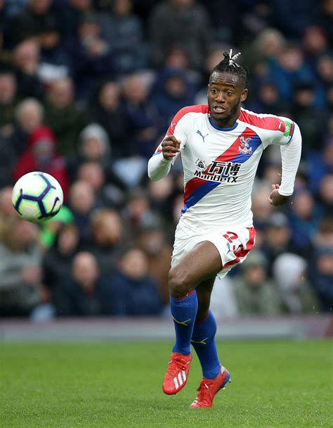 Michy Batshuayi joins Crystal Palace on loan after signing ...