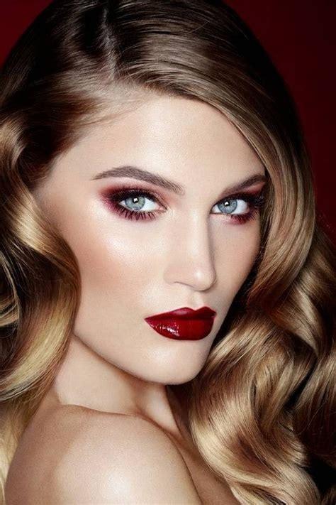 latest fall winter makeup trends   beauty tips   ideas