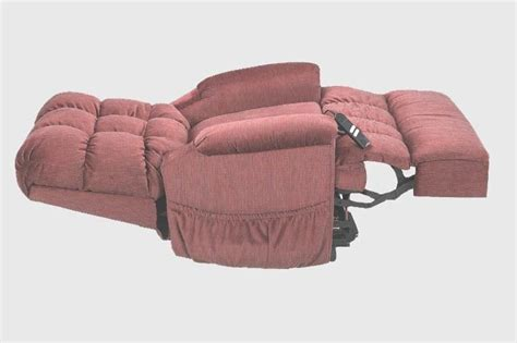 fully recling chair reliance 5555 recline lift