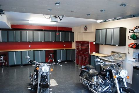 Tips For Organizing Your Garage This Spring