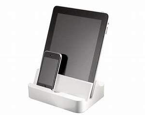 Dockingstation Ipad Und Iphone : ipadock docking station for ipad iphone and ipod gadgetsin ~ Markanthonyermac.com Haus und Dekorationen