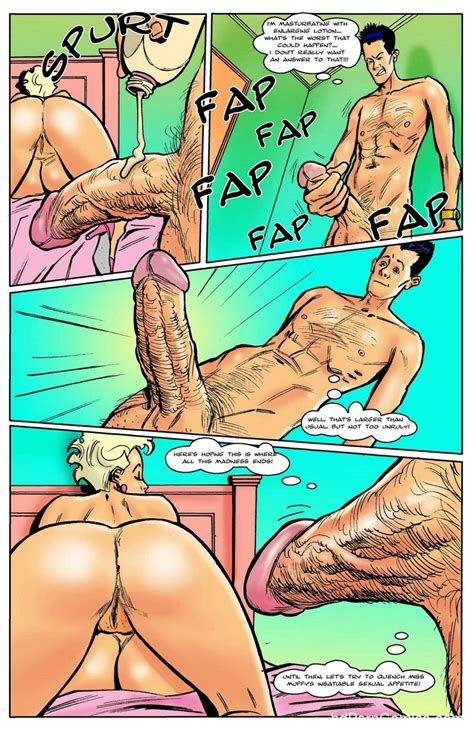 milf muffy 4 sex comic hd porn comics