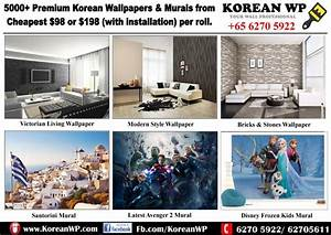 Korean Wallpaper Singapore