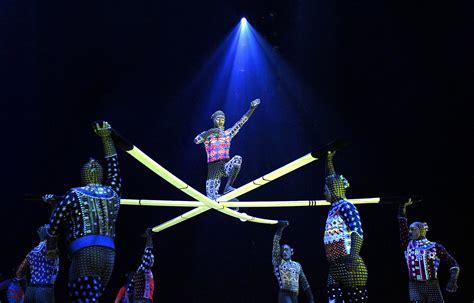 Cirque Du Soleil Plans Its First Theme Park, Chooses