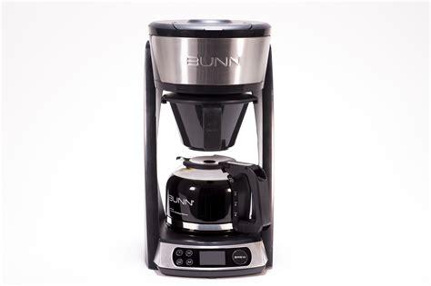 New BUNN® 10-cup Programmable Coffeemaker Helps Coffee ...