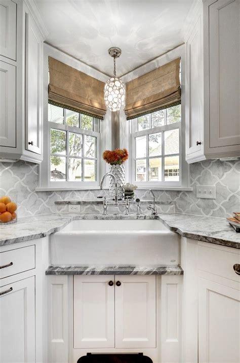 Corner Sink by Best 25 Corner Kitchen Sinks Ideas On