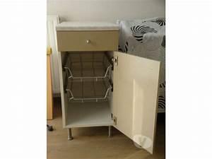 delicieux caisson meuble cuisine sans porte 7 meubles With meuble cuisine sans porte