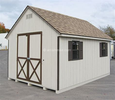 amish mikes sheds traditional series colonial sheds amish mike amish