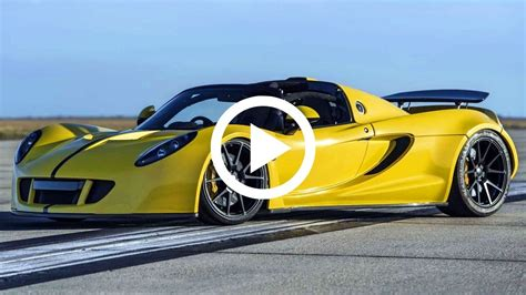 Top 50 Fastest Supercars In The World
