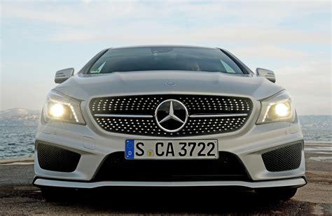 Mercedes-benz B250 Review