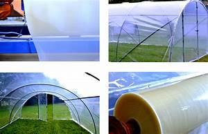 Bache De Serre Avec Ourlet : bache plastique transparente pour serre ~ Voncanada.com Idées de Décoration