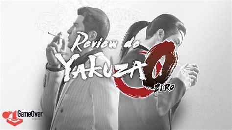 yakuza  review en espanol youtube