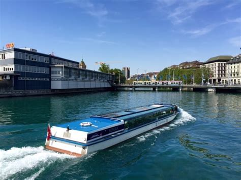 Zurich Boat the zurich river boats on the limmat newinzurich your