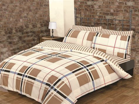 Burberry Look Easy Care Percale Classic Check Print