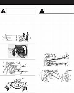 Page 16 Of Craftsman Chainsaw 316 350850 User Guide