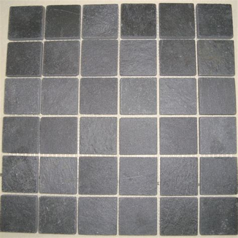 antique touch slate mosaic design tumbled