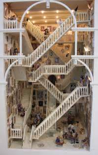 doll treppen the hogwarts stairs in miniature