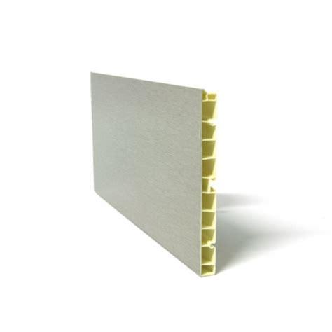 plinthe cuisine alu plinthe de cuisine pvc alu brossé l200 x h15 cm sokleo oskab