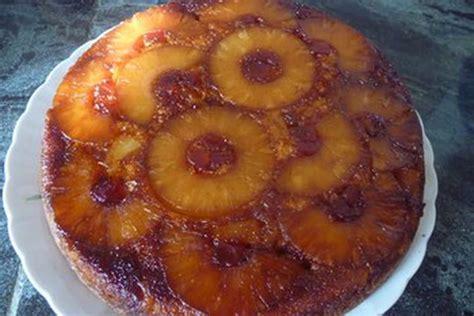recette de gateau  lananas  caramel la recette facile
