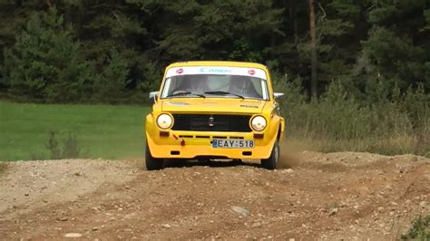 Lada Classica by 300 Lakes Rallye 2013 Lada Vfts Classica Cup