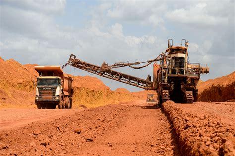 CFEM: Alíquota de 3,5% sobre o minério de ferro pode ...