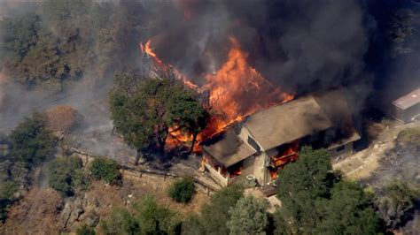 marsh fire evacuations remain  effect  red cross