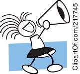 Blue Cheer Megaphone Clipart Royalty Free Rf Illustration Blue Cheer Megaphone Clipart Panda Free Clipart Images
