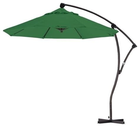 california umbrella cantilever market patio umbrella lift