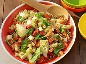Italian Pasta Salad Recipe The Neelys Food Network