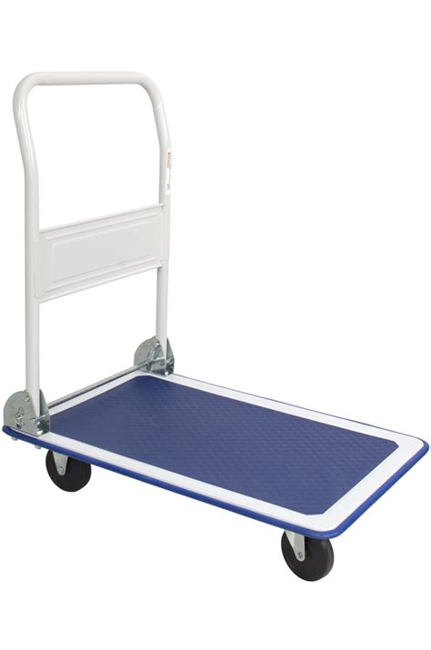 300kg Platform Trolley | ST-PH300 | SafetyLiftinGear