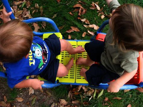 children of cousins toddlers swarming blue milk