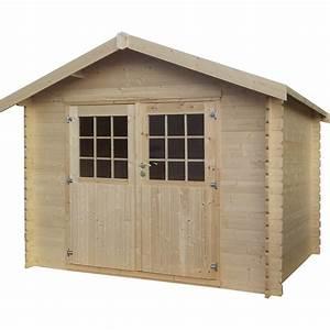 Cabane En Bois De Jardin : cabane de jardin en bois ~ Dailycaller-alerts.com Idées de Décoration