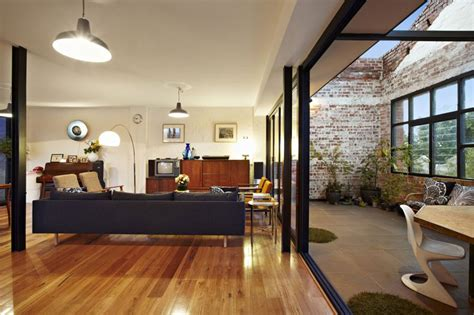 Amazing Warehouse Apartments Conversion In Melbourne