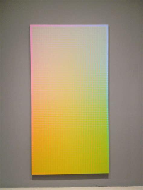 Sanford Wurmfeld Color Vision Installation