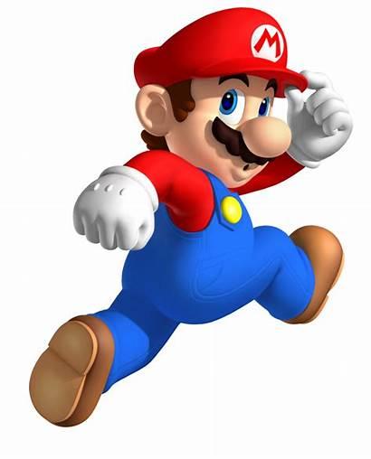 Mario Transparent Running Clip 1189