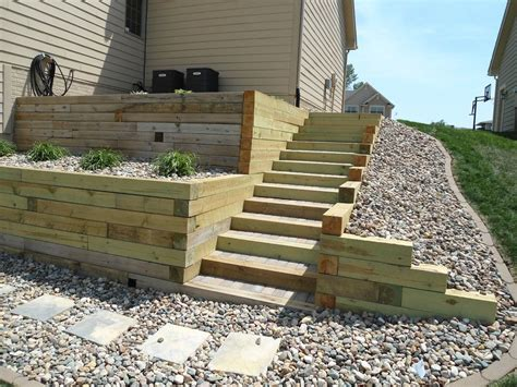 landscape timber retaining wall ideas build landscape timber retaining wall home design ideas special landscape timber retaining wall