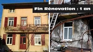 Maison Des Travaux : r novation maison ancienne fin des travaux youtube ~ Melissatoandfro.com Idées de Décoration
