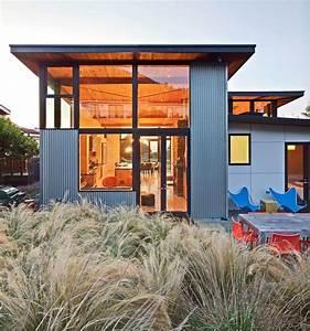 Stinson, Beach, House, By, Wa, Design, California