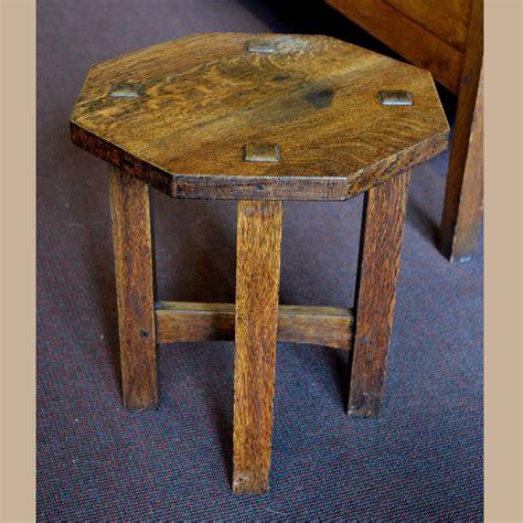 Table L by L Jg Stickley Tabouret Table For Sale Dalton S American