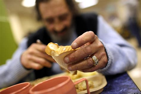 soup kitchen in soup kitchen meals fattening not nutritious says new