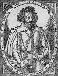 Michael Praetorius - Wikipedia  Michael