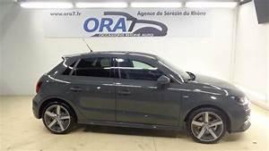Accoudoir Central Audi A1 : audi a1 sportback 1 6 tdi 116 s line occasion lyon s r zin rh ne ora7 ~ Gottalentnigeria.com Avis de Voitures