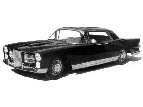 Facel Vega Excellence : Rolls-Royce à la française ...