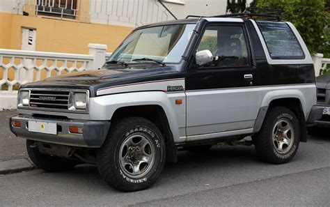 Daihatsu Rocky by Daihatsu Rocky